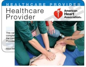 Class-AHA Basic Life Support for Healthcare Providers
