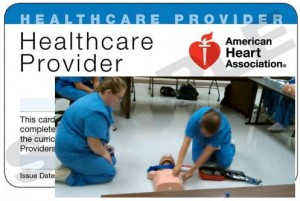 BLS for HCP class - for Healthcare Providers
