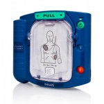 This is an AED, it might save your life if you have cardiac arrest