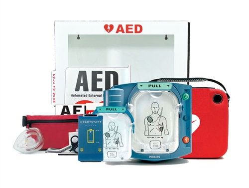 Philips HeartStart OnSite AED Value Package