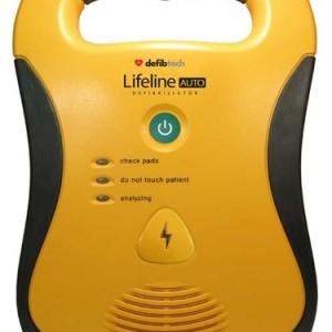 Defibtech Lifeline AUTO AED - DDU