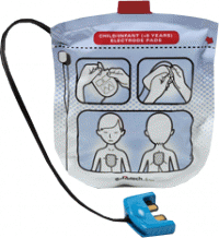 Defibtech Lifeline VIEW Infant/Child Defibrillator Pads