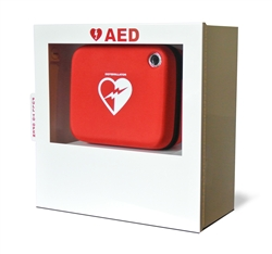Heart Smart AED Wall Cabinet