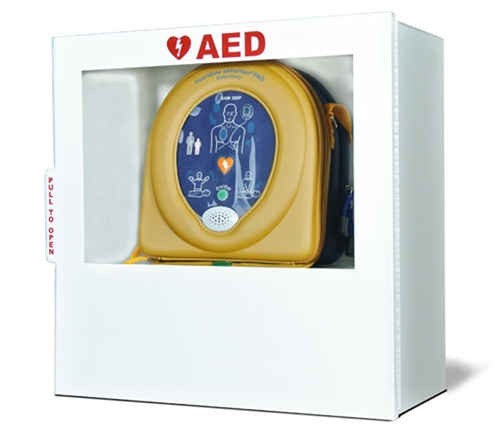 AED Wall Cabinet - Samaritan PAD 350P