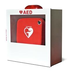 Heart Smart AED Wall Cabinet (w/Alarm & Strobe)
