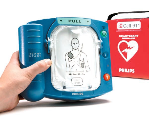 Philips HeartStart OnSite AED - M5066A