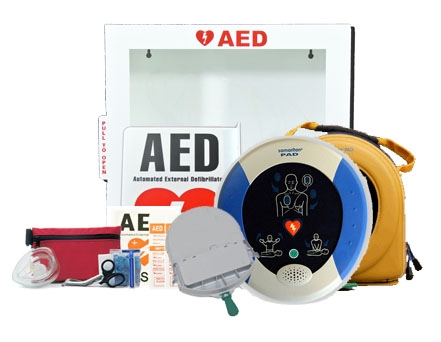 HeartSine Samaritan AED Value Package