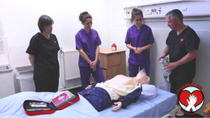 Nurses need AHA BLS for Healthcare Providers course