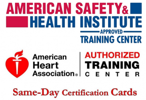 same day certification cpr and first aid