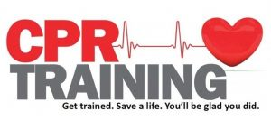 onsite training for CPR or first aid