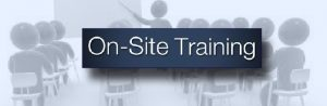 onsite training course request